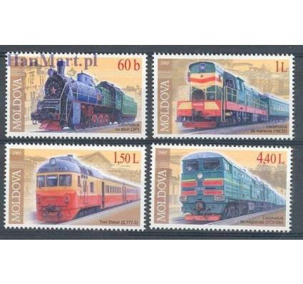 Mołdawia 2005 Mi 505-508 Czyste **