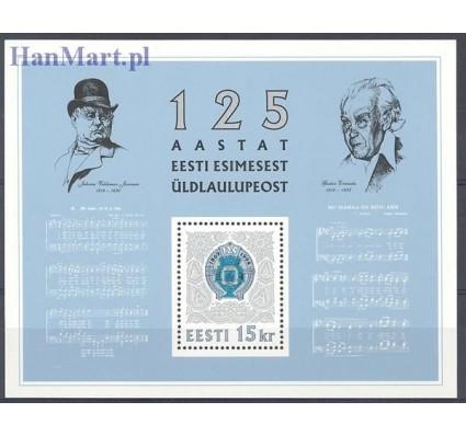 Znaczek Estonia 1994 Mi bl 7 Czyste **