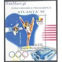 Rumunia 1995 Mi bl 297 Czyste **
