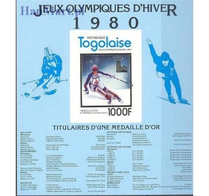 Znaczek Togo 1980 Czyste **