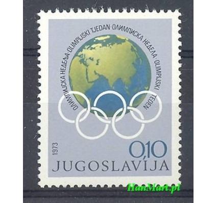Znaczek Jugosławia 1973 Mi zwa 45 Czyste **