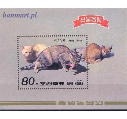 Znaczek Korea Północna 1989 Mi bl 242 Czyste **