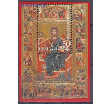 Znaczek Macedonia 1999 Mi bl 6 Czyste **