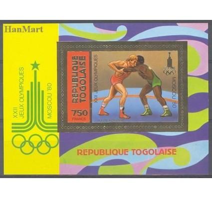 Znaczek Togo 1980 Mi bl 157 Czyste **