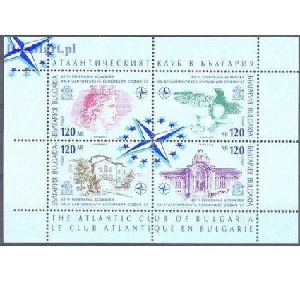 Znaczek Bułgaria 1997 Mi ark 4304-4307 Czyste **