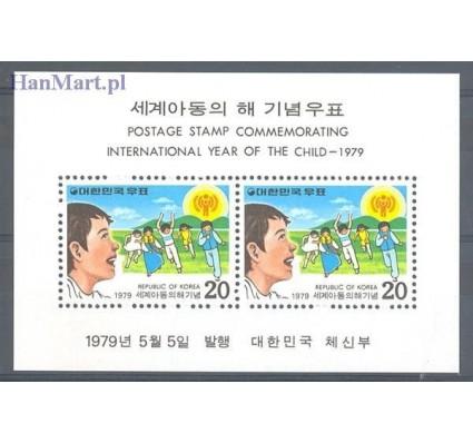 Znaczek Korea Południowa 1979 Mi bl 433 Czyste **