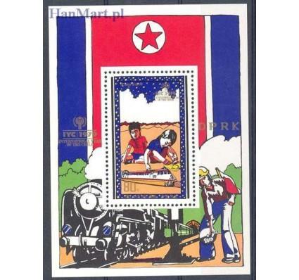 Znaczek Korea Północna 1979 Mi bl 63 Czyste **