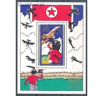 Znaczek Korea Północna 1979 Mi bl 64 Czyste **