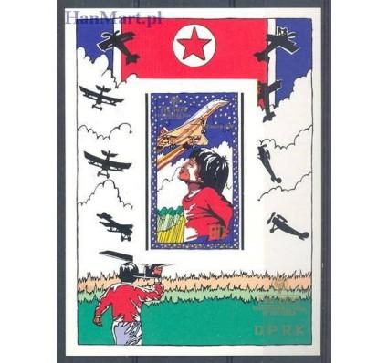 Znaczek Korea Północna 1979 Mi bl 64B Czyste **