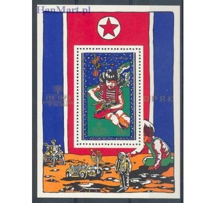 Znaczek Korea Północna 1979 Mi bl 65 Czyste **