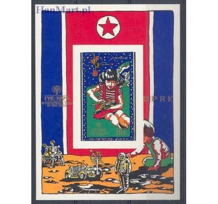Znaczek Korea Północna 1979 Mi bl 65B Czyste **