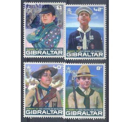 Znaczek Gibraltar 2007 Mi 1210-1213 Czyste **