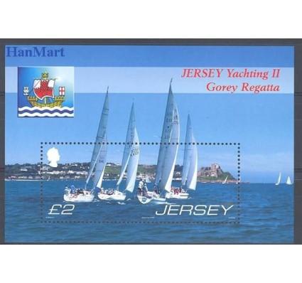 Znaczek Jersey 2007 Mi bl 64 Czyste **