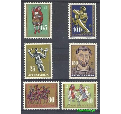 Jugosławia 1963 Mi 1057-1062 Czyste **