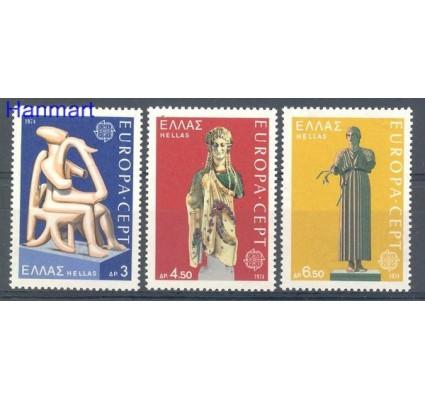 Znaczek Grecja 1974 Mi 1166-1168 Czyste **