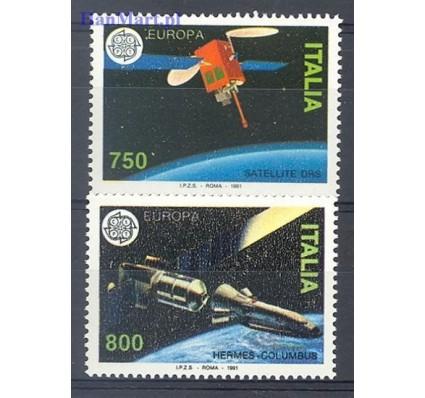 Włochy 1991 Mi 2180-2181 Czyste **
