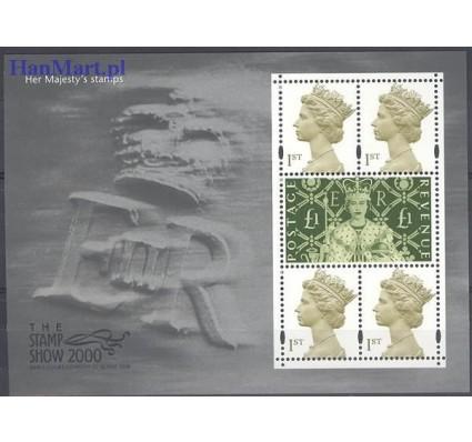 Wielka Brytania 2000 Mi ark 1871 Czyste **