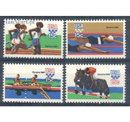 Znaczek USA 1979 Mi 1398-1401 Czyste **