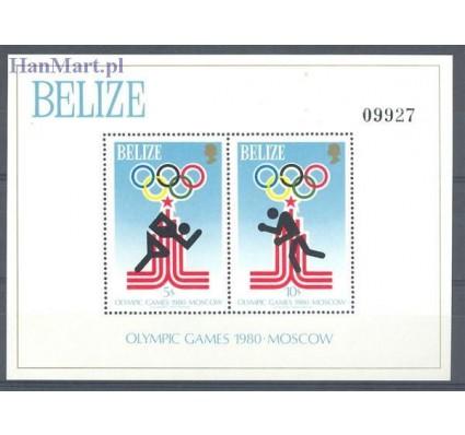 Znaczek Belize 1979 Mi bl 10 Czyste **