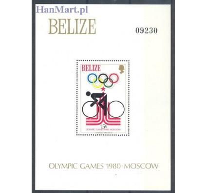 Znaczek Belize 1979 Mi bl 11 Czyste **