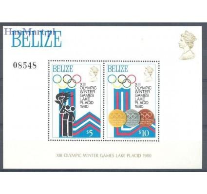 Znaczek Belize 1979 Mi bl 12 Czyste **
