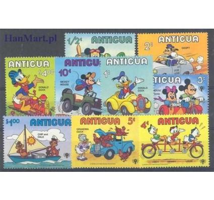 Znaczek Antigua i Barbuda 1980 Mi 563-571 Czyste **