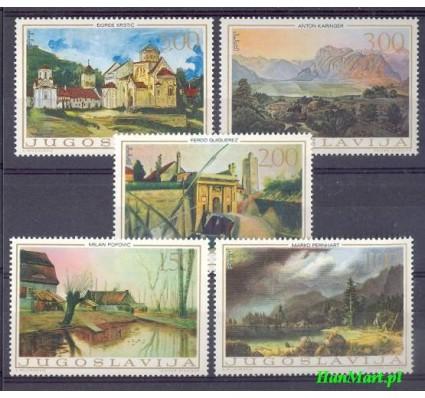 Znaczek Jugosławia 1968 Mi 1298-1302 Czyste **