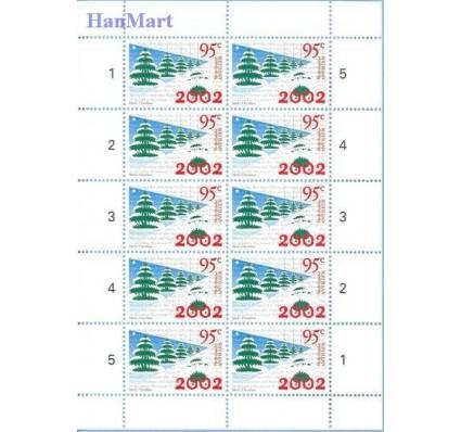 Antyle Holenderskie 2002 Mi 1163-1164 Czyste **