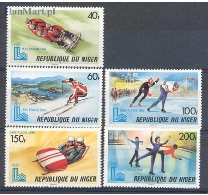 Niger 1979 Mi 685-689 Czyste **