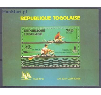 Znaczek Togo 1980 Mi bl 155 Czyste **
