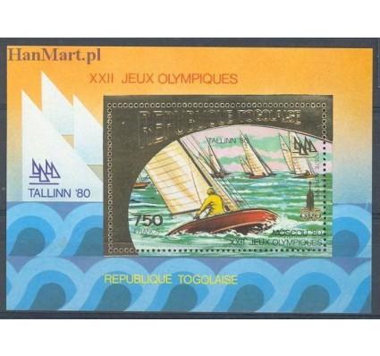 Znaczek Togo 1980 Mi bl 158 Czyste **