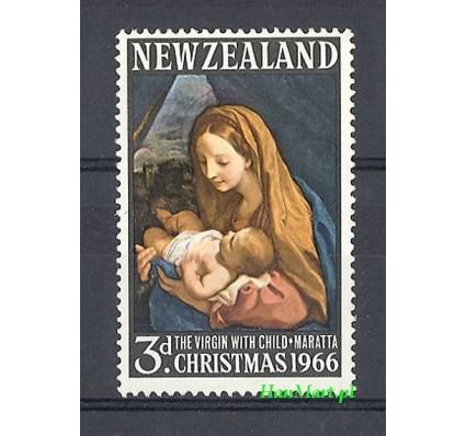 Znaczek Nowa Zelandia 1966 Mi 453 Czyste **