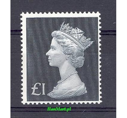 Znaczek Wielka Brytania 1972 Mi 611 Czyste **