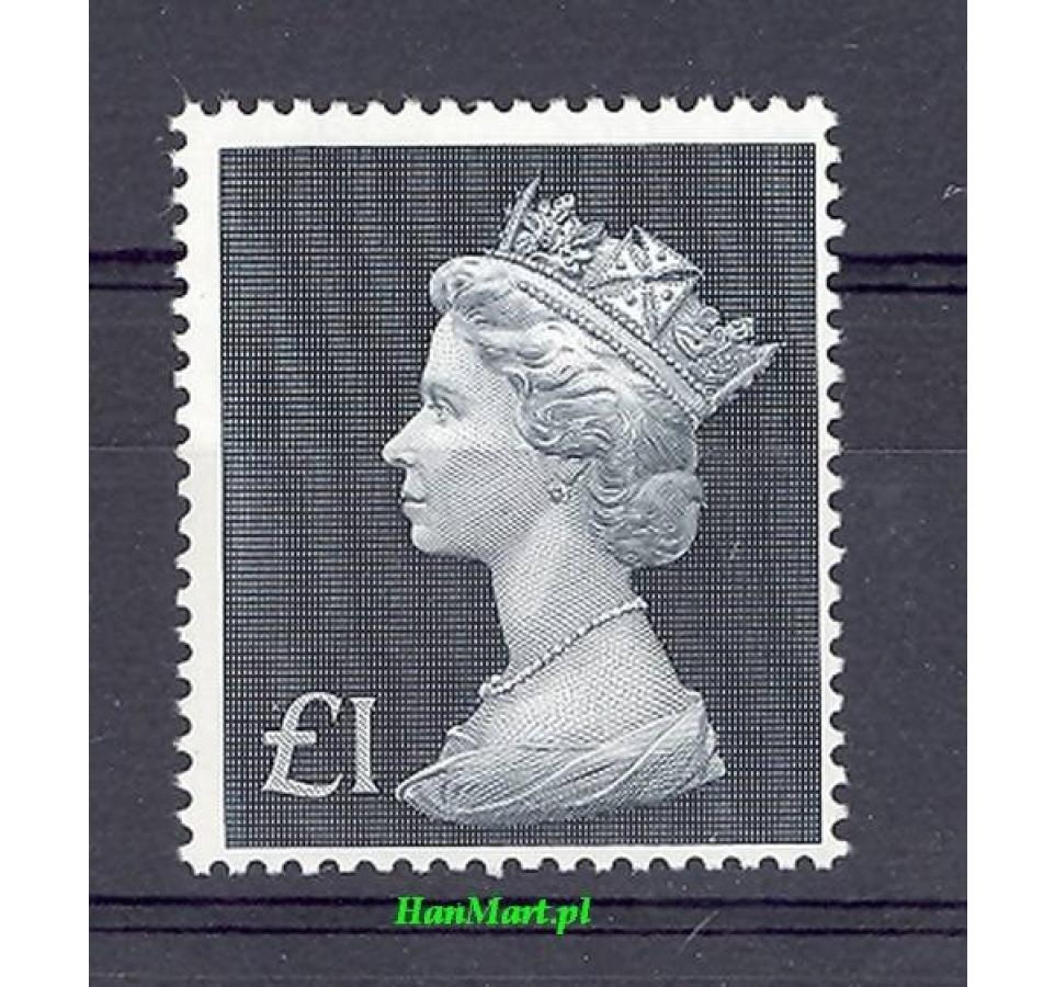 Wielka Brytania 1972 Mi 611 Czyste **