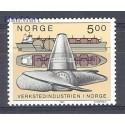 Norwegia 1991 Mi 1061 Czyste **