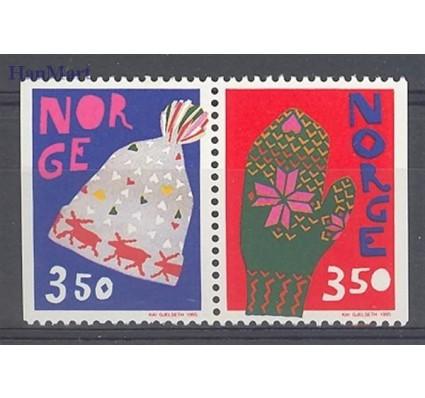 Znaczek Norwegia 1995 Mi 1200-1201 Czyste **