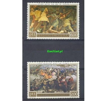 Znaczek Jugosławia 1973 Mi 1495-1496 Czyste **