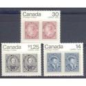 Kanada 1978 Mi 691-693y Czyste **