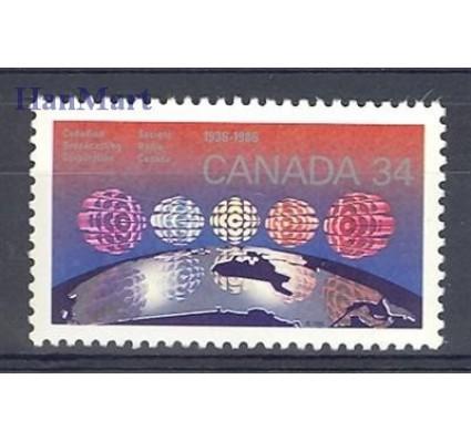 Znaczek Kanada 1986 Mi 1003 Czyste **