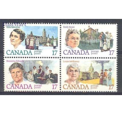 Znaczek Kanada 1981 Mi 790-793 Czyste **