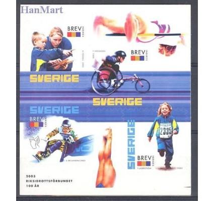 Znaczek Szwecja 2003 Mi 2334-2337 Czyste **