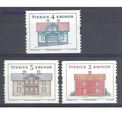 Szwecja 2003 Mi 2343-2345 Czyste **