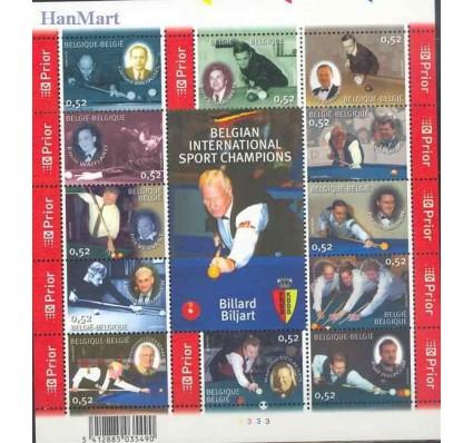 Znaczek Belgia 2006 Mi ark 3551-3562 Czyste **