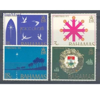 Bahamy 1971 Mi 336-339 Czyste **