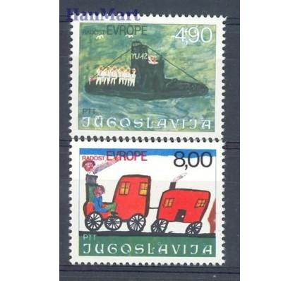 Jugosławia 1976 Mi 1664-1665 Czyste **