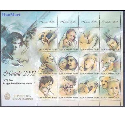San Marino 2002 Mi ark 2050-2061 Czyste **