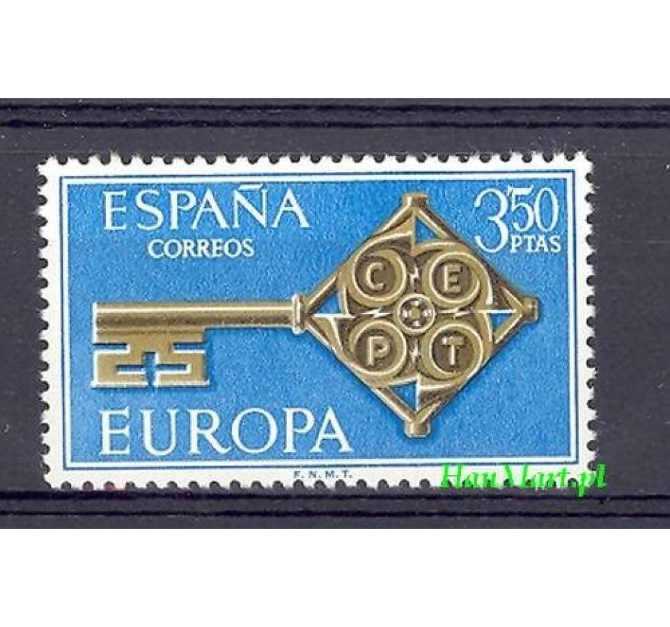 Hiszpania 1968 Mi 1755 Czyste **