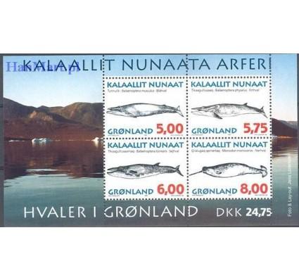Grenlandia 1997 Mi bl 13 Czyste **