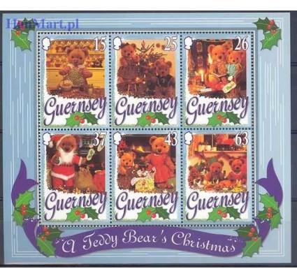 Znaczek Guernsey 1997 Mi bl 20 Czyste **