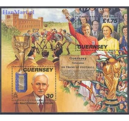 Znaczek Guernsey 1998 Mi bl 21 Czyste **